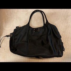 Kate Spade Watson Lane Stevie diaper bag black